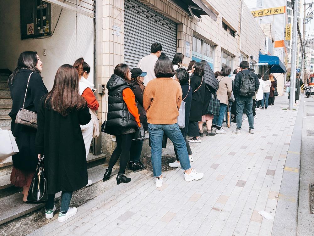ordam製菓/올담제과/釜山/韓國旅遊/美食推薦/田浦咖啡街/田浦