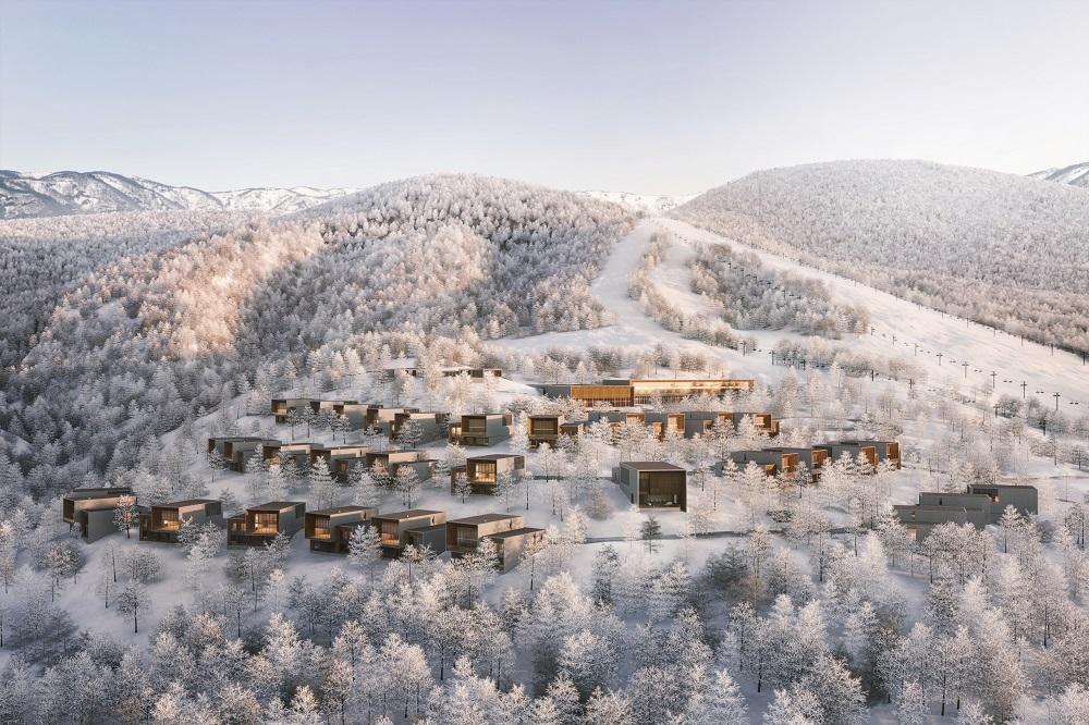 Aman Niseko/安縵/新雪谷/二世古地區/北海道/日本