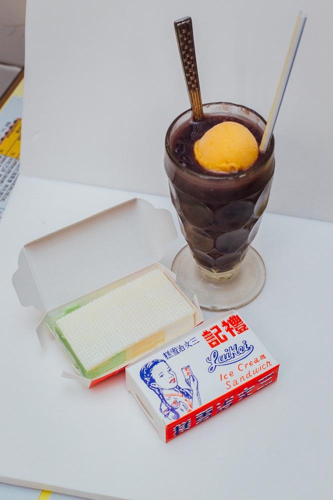 禮記雪糕/雪糕三文治/澳門小食