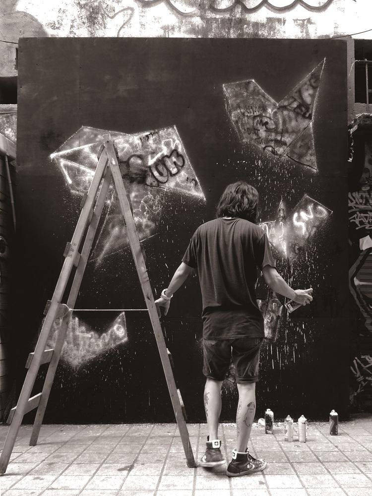 COLASA/台灣當代藝術家/街頭塗鴉