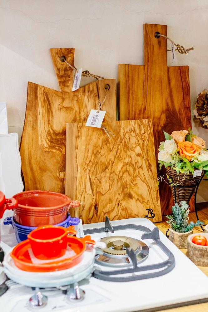 小普羅旺斯/富錦街/台北/歐風家飾/ Andrea Brugi /橄欖木砧板
