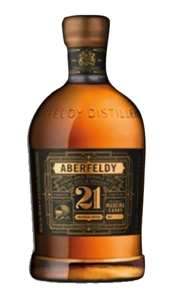 ABERFELDY艾柏迪21年單一麥芽威士忌馬德拉桶/單一麥芽威士忌