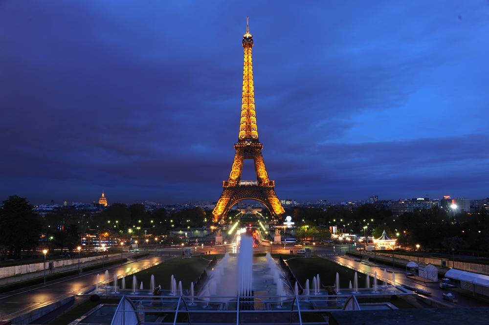 Hôtel Plaza Athénée/艾菲爾鐵塔/巴黎/法國