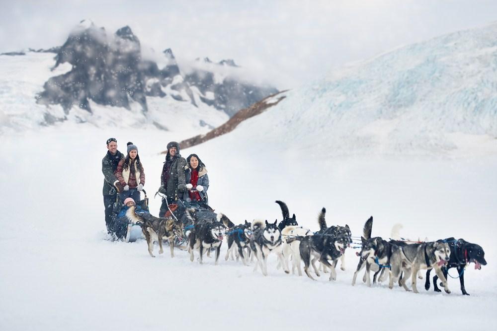 阿拉斯加冰河/2020旅遊