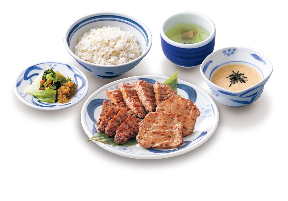 NEGISHI/東京必吃/燕麥飯/山藥泥/雪花牛舌/日式燒烤