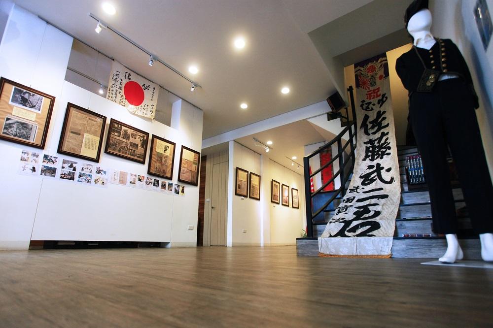克朗德美術館/高雄/老屋翻新/助產士/五○年代台灣