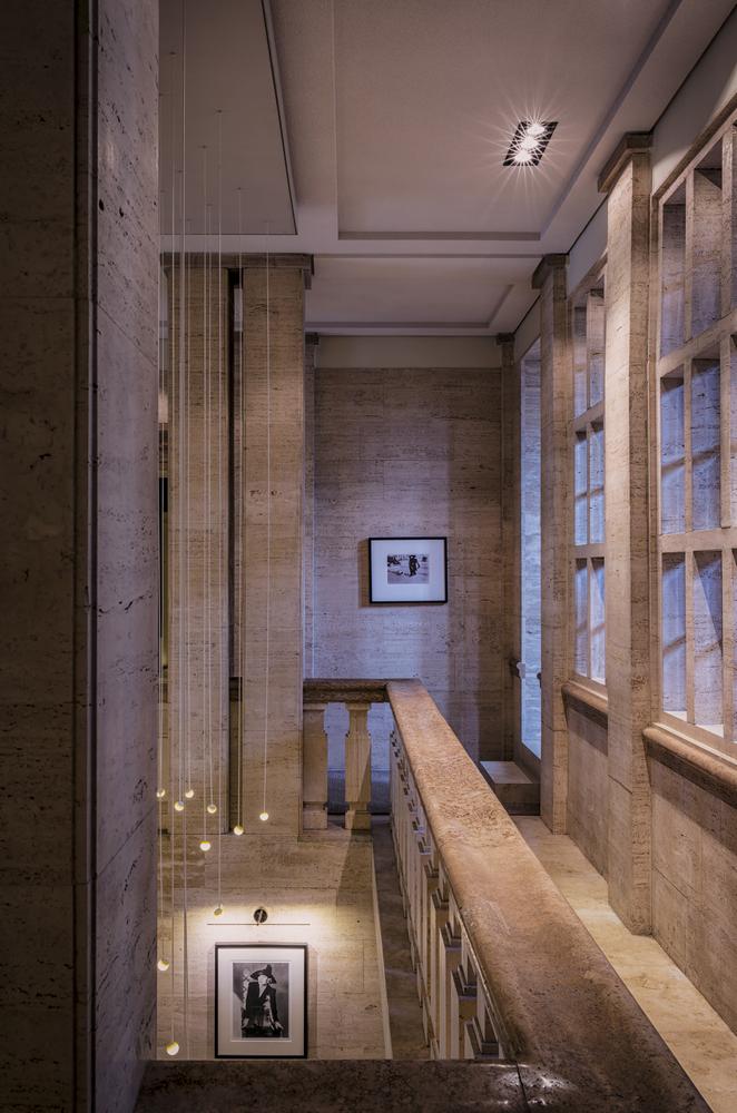 SO/ Berlin Das Stue/柏林/德國/住宿/設計旅館/樓梯/新古典主義
