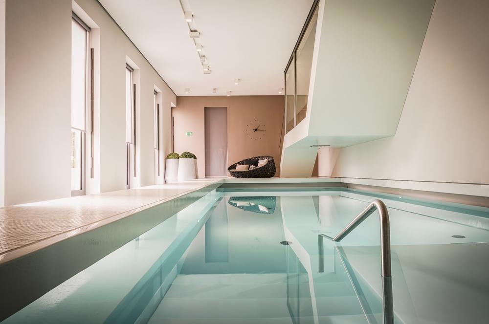 SO/ Berlin Das Stue/柏林/德國/住宿/設計旅館/游泳池