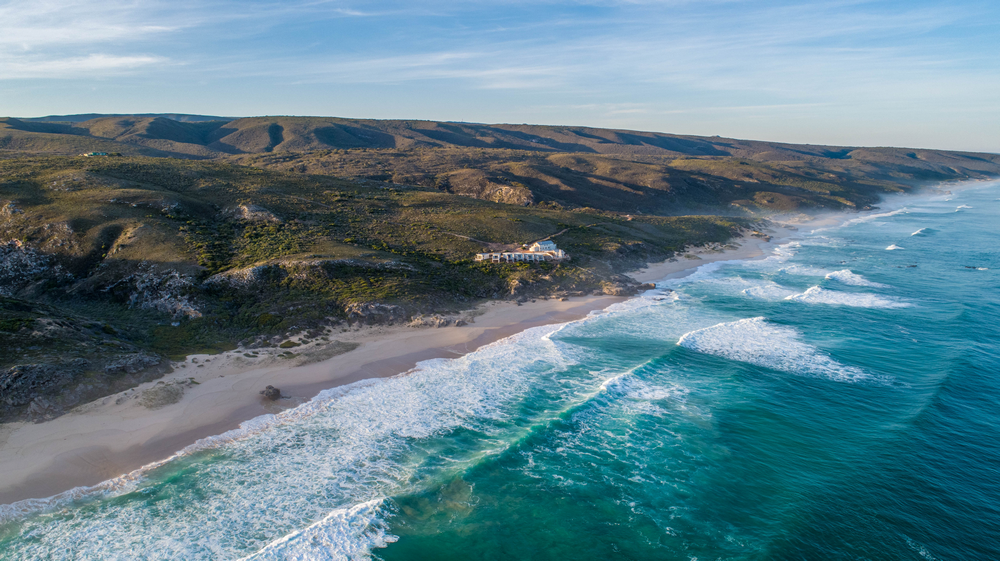 Lekkerwater Beach Lodge at De Hoop/南非/世界遺產/賞鯨/山海