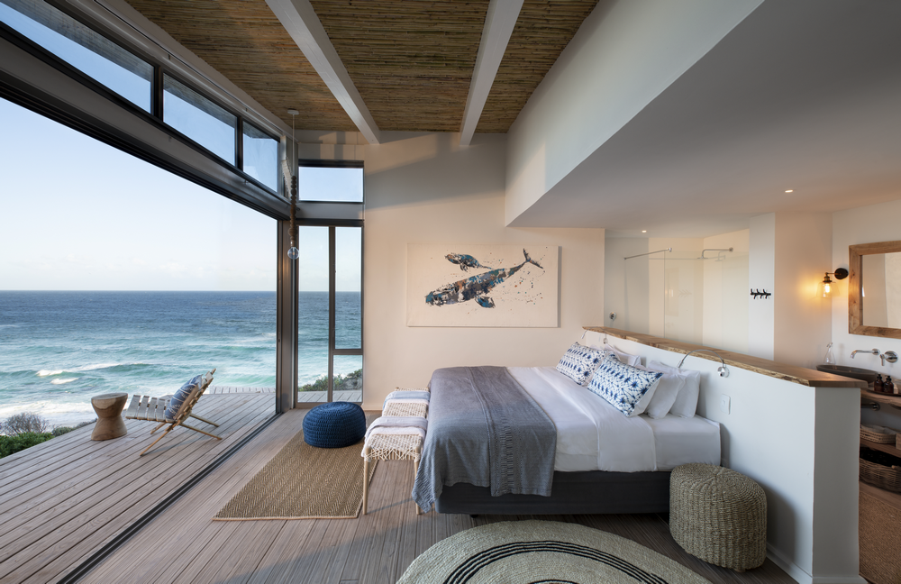 Lekkerwater Beach Lodge at De Hoop/南非/世界遺產/賞鯨/客房空間