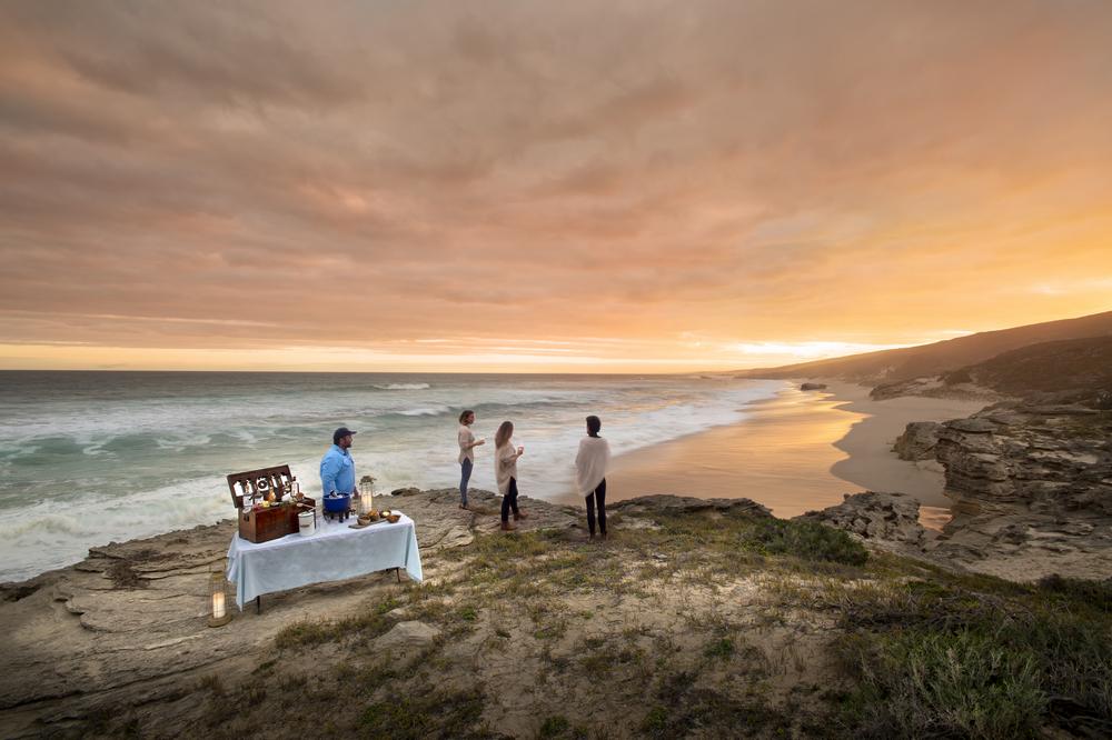 Lekkerwater Beach Lodge at De Hoop/南非/世界遺產/賞鯨/海灘晚筵