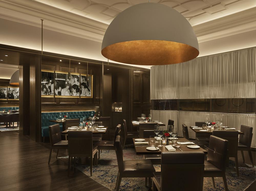 Abu Dhabi EDITION/阿布達比/中東/設計/奢華旅館/米其林/餐廳