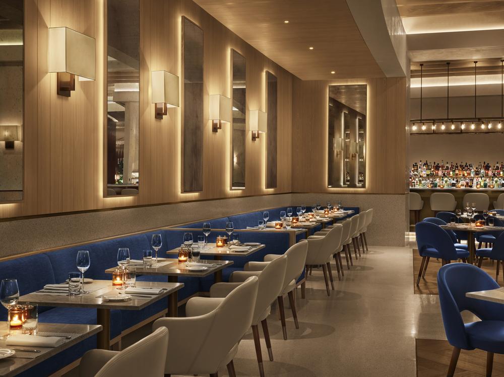 Abu Dhabi EDITION/阿布達比/中東/設計/奢華旅館/地中海餐廳
