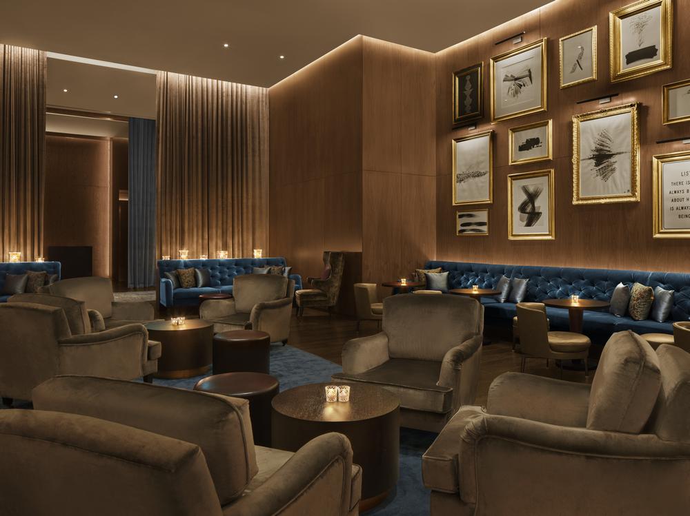 Abu Dhabi EDITION/阿布達比/中東/設計/奢華旅館/酒吧
