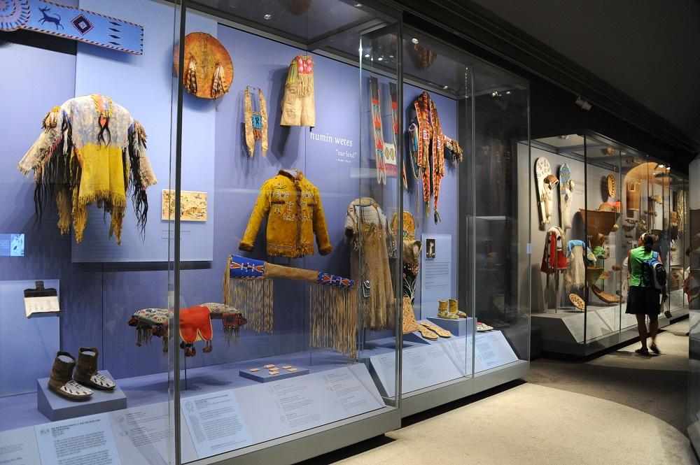曼哈頓下城/國立美國原住民博物館/美國/民族服飾