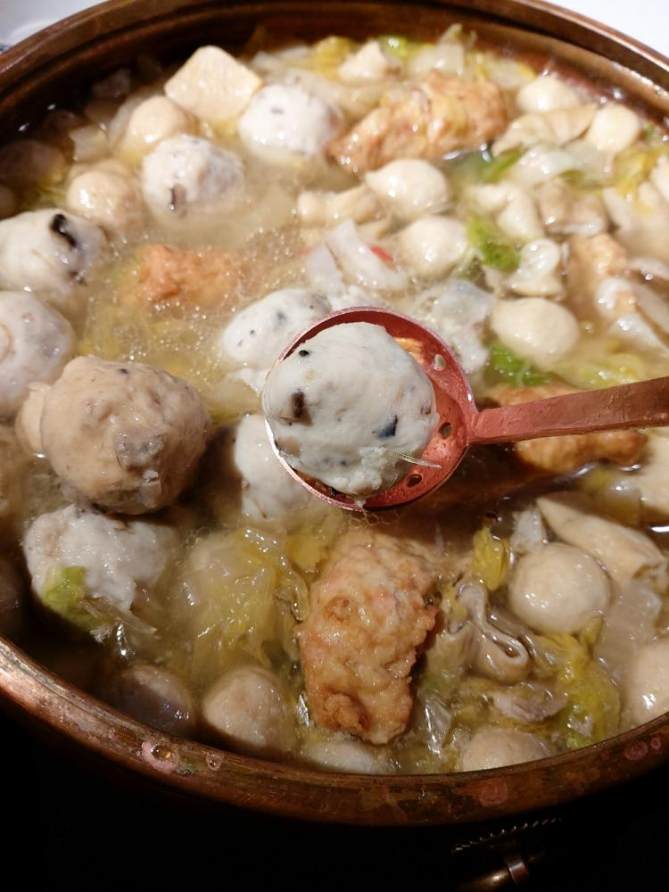 深夜裡的法國手工甜點/酸菜白肉鍋/台北