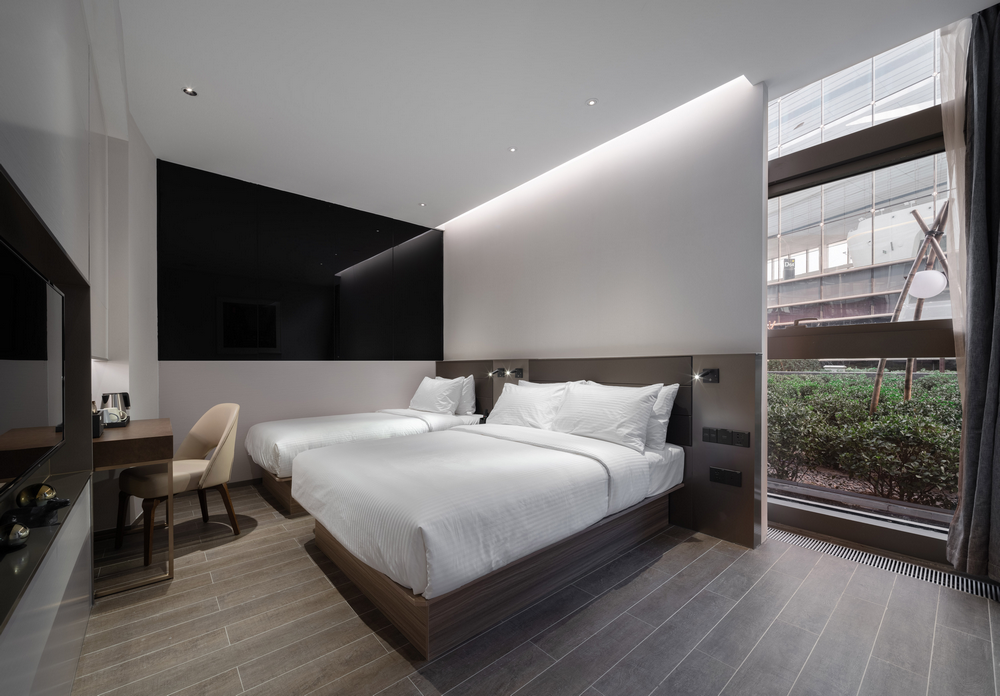 Aerotel Beijing/北京遨途機場酒店/北京/中國/大興國際機場/機場航廈酒店/客室