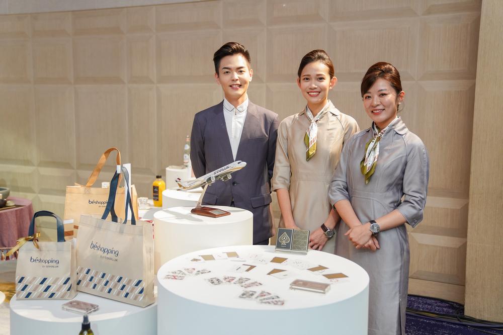 星宇航空/台灣/航空公司/STARLUX/機上備品/環保購物袋/降噪耳機