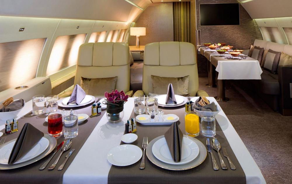 非洲獵遊/非洲/阿聯酋航空/ROAR AFRICA/A319/私人飛機