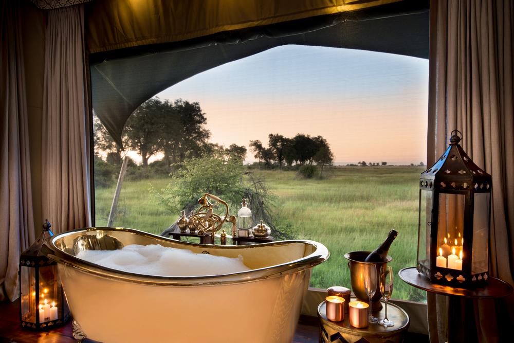 非洲獵遊/波札那/阿聯酋航空/ROAR AFRICA/奧卡萬戈/Duba Plains Camp
