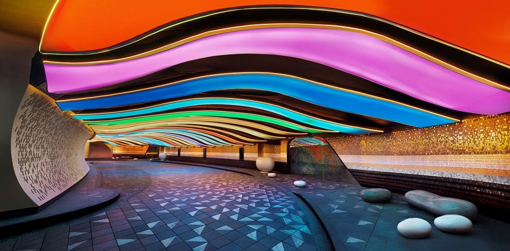 設計/W Dubai - The Palm/絕景旅館/藝術設計/海濱/杜拜/阿聯