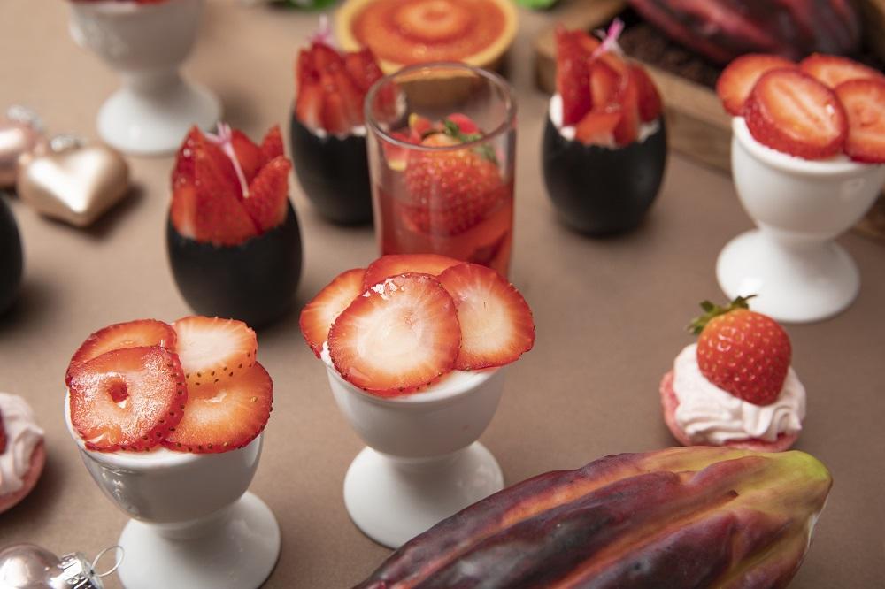 神戶北野飯店/世界第一飯店早餐/晚餐/草莓塔/草莓季