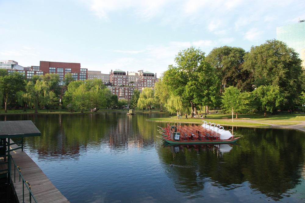 自由之路/波士頓/美國獨立/波士頓公園