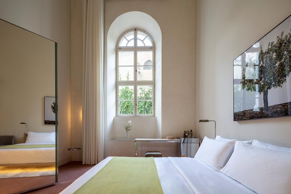 套房/The Jaffa/設計旅館/拱形設計城堡/中世紀堡壘/地中海/以色列
