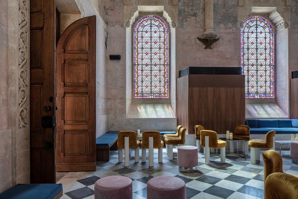 酒吧/The Jaffa/設計旅館/拱形設計城堡/中世紀堡壘/地中海/以色列