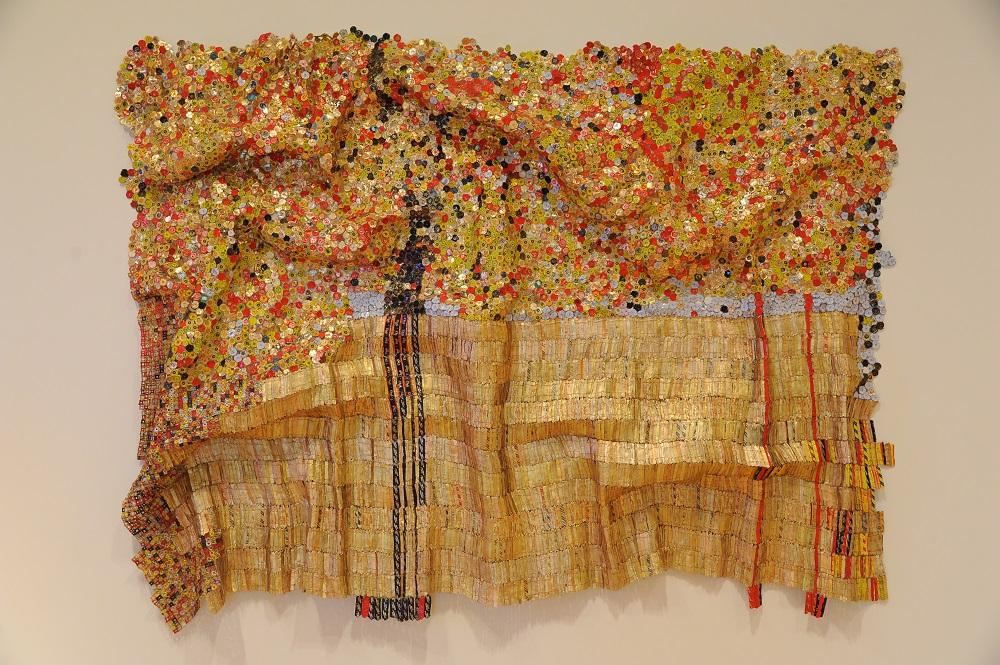 當代藝術區/安納楚伊 El Anatsui/黑河/波士頓美術館/美國