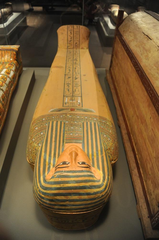 波士頓美術館/木乃伊/古埃及/哈姬蘇女王神殿