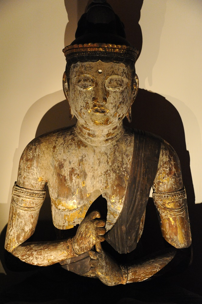 波士頓美術館/佛寺廳/佛像/神像