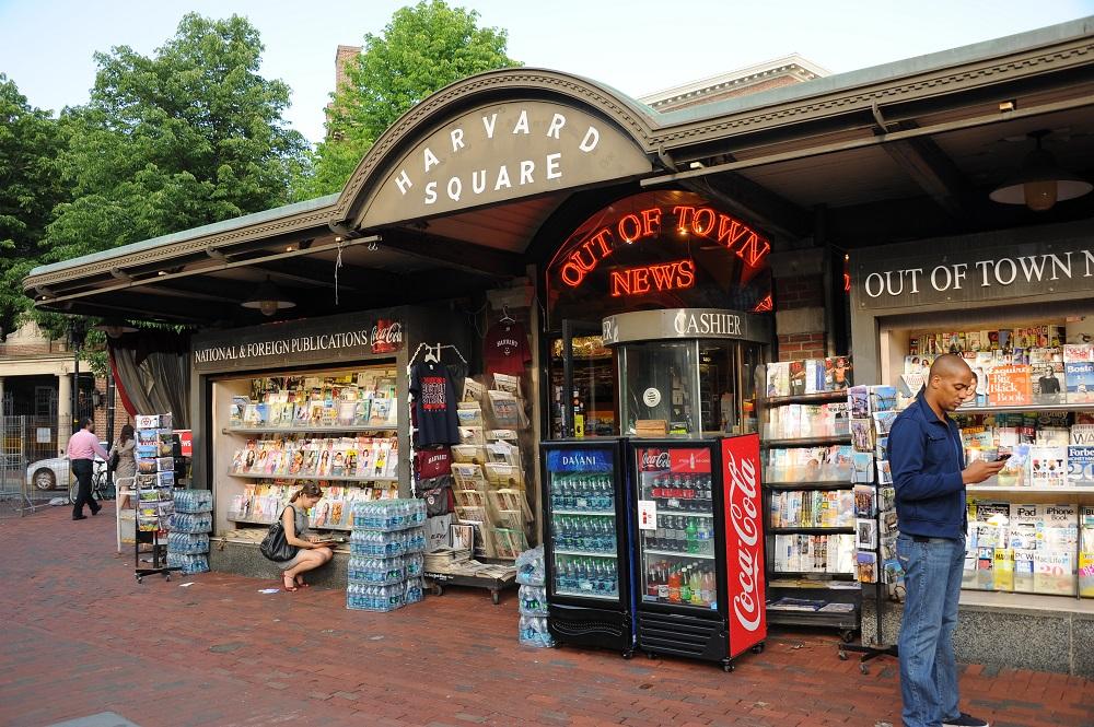 哈佛大學/波士頓/世界一流大學/哈佛一日遊/哈佛廣場