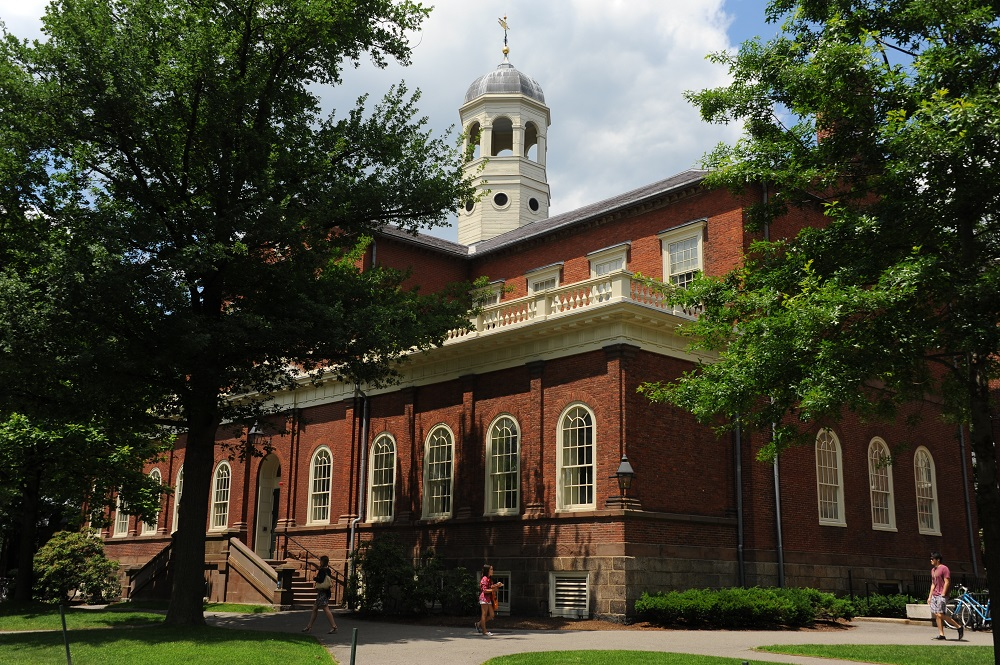 哈佛大學/波士頓/世界一流大學/哈佛一日遊/哈佛校景