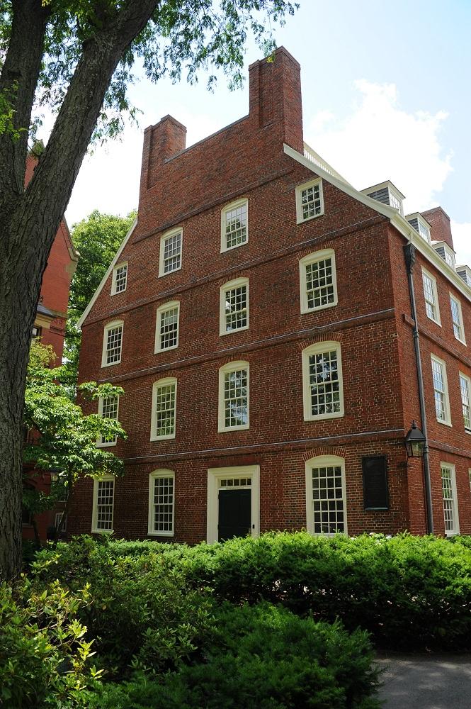 哈佛大學/波士頓/世界一流大學/哈佛一日遊/麻薩諸塞廳