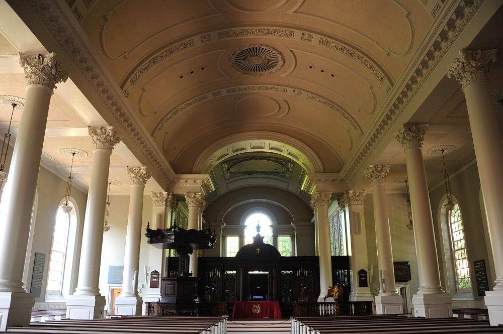 哈佛大學/波士頓/世界一流大學/哈佛一日遊/紀念教堂