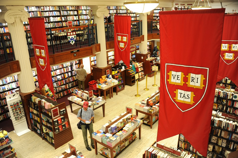 哈佛大學/波士頓/世界一流大學/哈佛一日遊/哈佛合作社