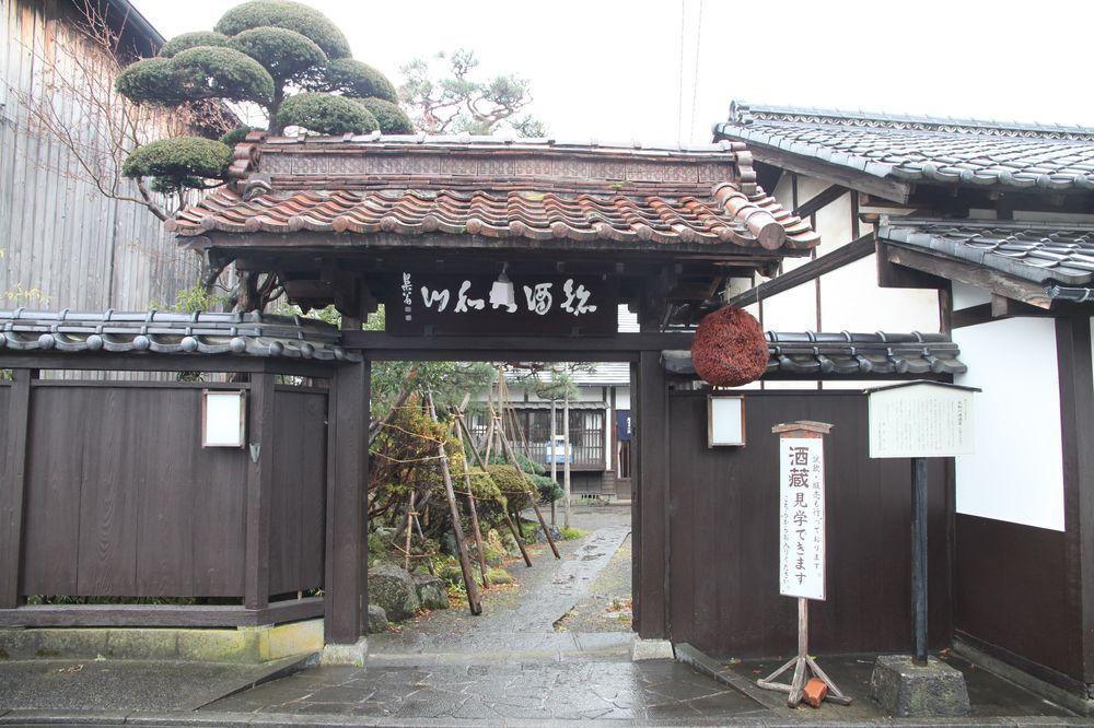 日本東北/福島/清酒/日本酒造/大和川酒造