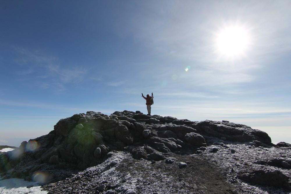 吉力馬札羅山/非洲/旅遊/健行/登山