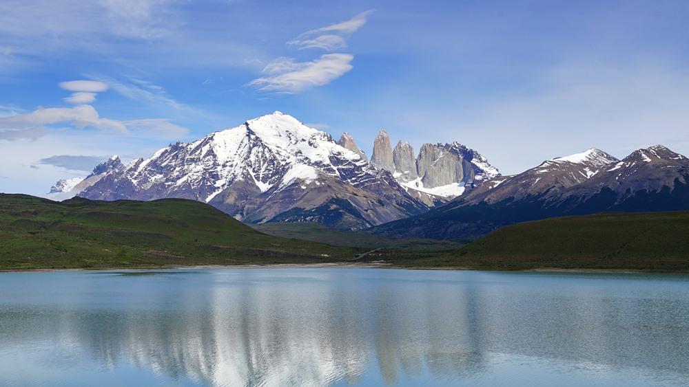 巴塔哥尼亞高原/百內國家公園/南美洲/旅遊/健行/登山