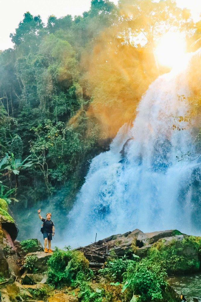 泰國/清邁旅遊/健行/Airbnb Experiences/因他暖山國家公園