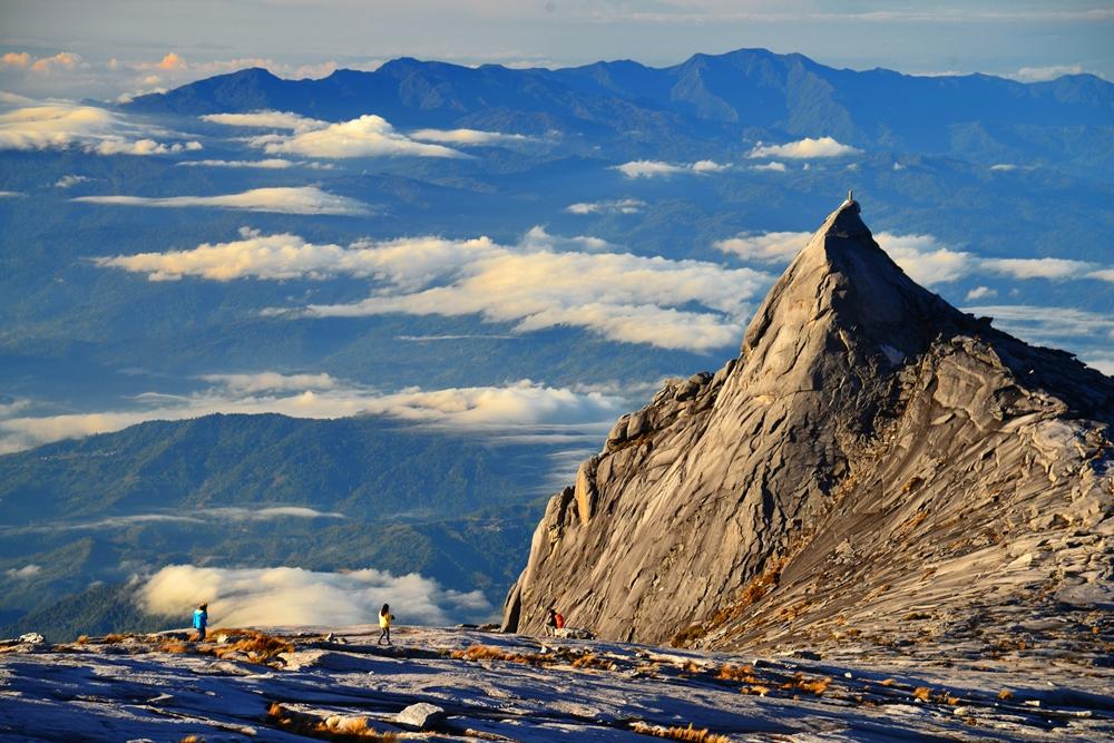健行/馬來西亞神山/深度旅遊/崔祖錫/馬來西亞/京那巴魯國家公園