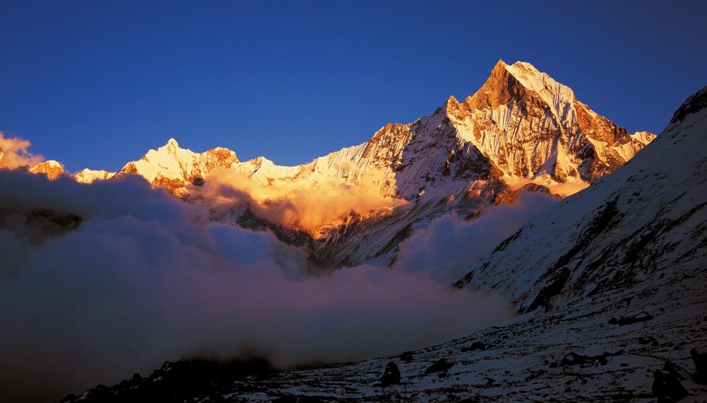 健行/安娜普娜基地營/深度旅遊/崔祖錫/尼泊爾/聖母峰