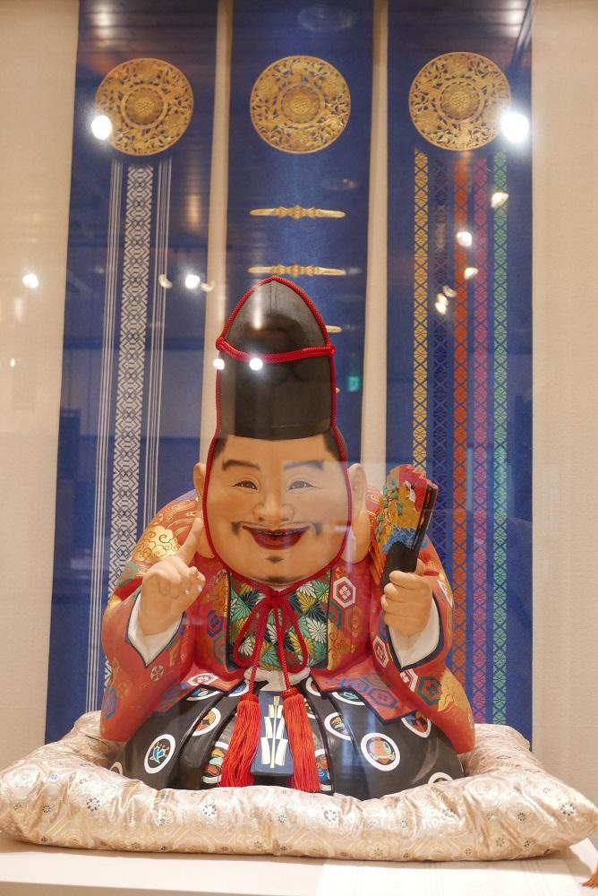 日本/福岡/博多/博多傳統工藝館/博多人形