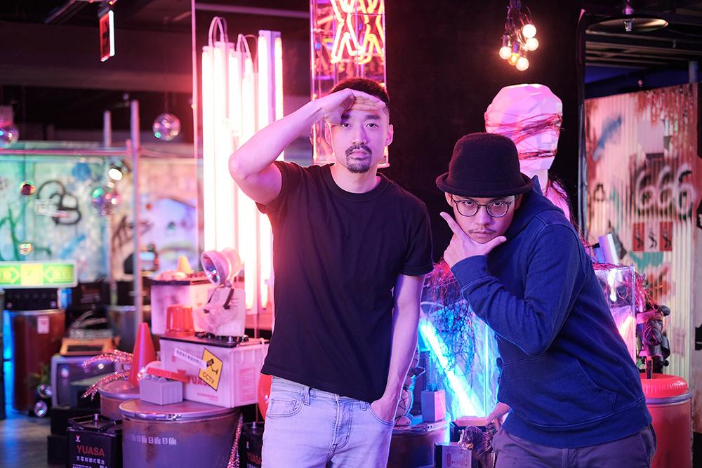 驚喜製造Surprise Lab./陳心龍/林業軒/明日俱樂部Club Tomorrow/台灣