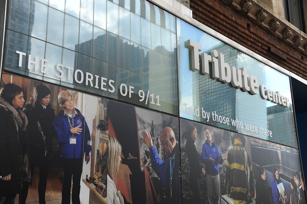 曼哈頓/紐約/美國/911事件博物館