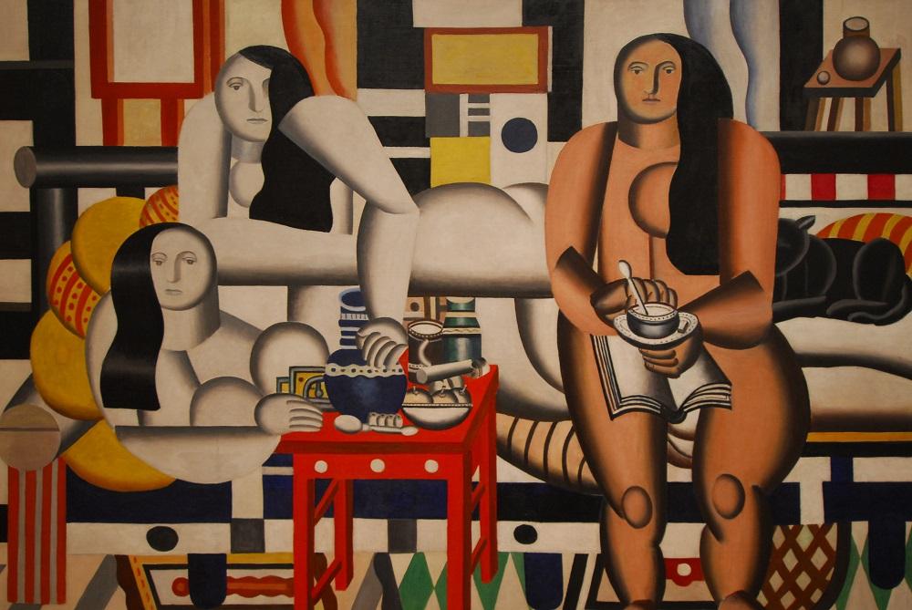 曼哈頓/紐約/美國/現代美術館/現代藝術繪畫