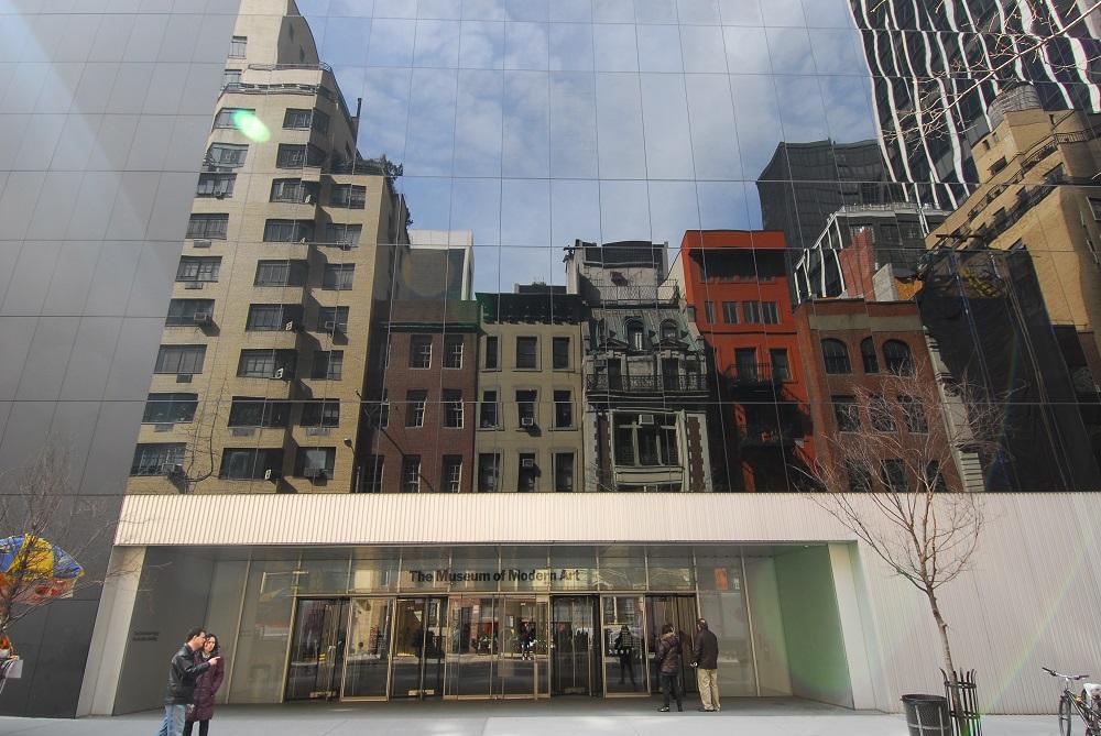 曼哈頓/紐約/美國/現代美術館