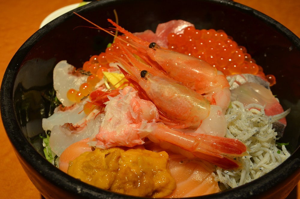肥後YOKAMON市場/肥後よかもん市場/大漁食堂/特上海鮮丼