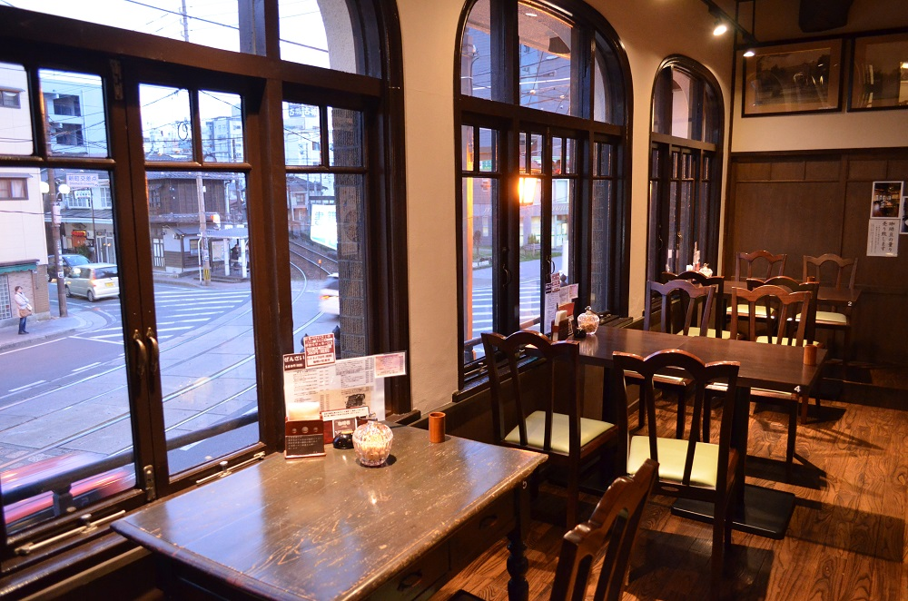 長崎次郎喫茶室/長崎次郎書店/咖啡廳